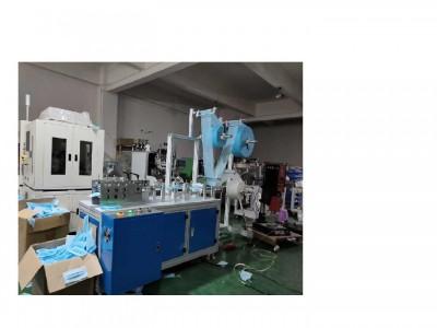 供应自动化一次性口罩机 KN95  河南 湖北 浙江