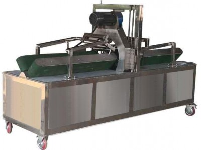 全自动冬瓜削皮机,整套全自动冬瓜蓉生产线图片,参数,价格