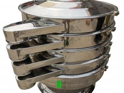 不锈钢三次元振动筛分过滤机(旋振筛)食品级图片,参数,价格
