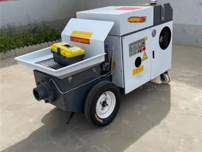 细石混凝土输送泵多种规格