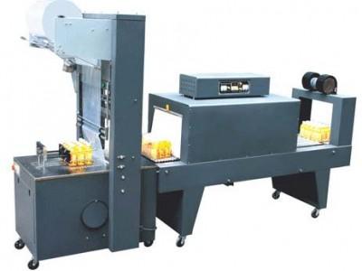 袖口式套膜包装机介绍PE热收缩包装机(半自动)厂家,价格