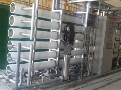 电子行业超纯水-苏州伟志水处理设备厂家