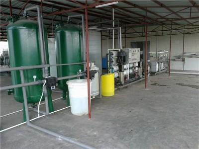 光电行业超纯水设备-苏州伟志水处理设备有限公司