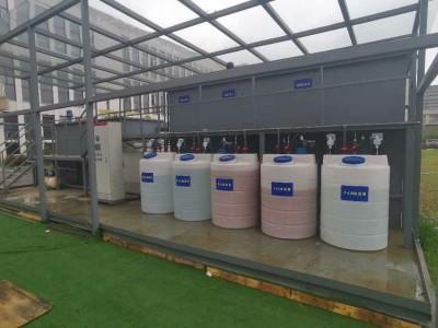 研磨废水_废水设备_伟志水处理