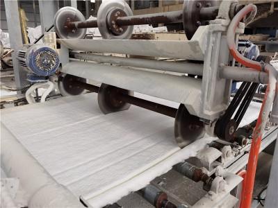 碳素焙烧炉硅酸铝针刺纤维毯生产厂家