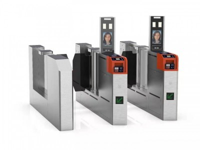 汽车客运站高铁站实名制检票闸机人脸识别闸机