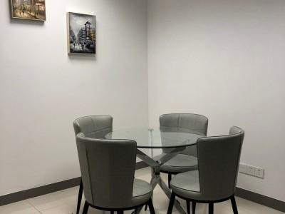 华凯大厦落地窗办公室出租,免杂费拎包可注册公司