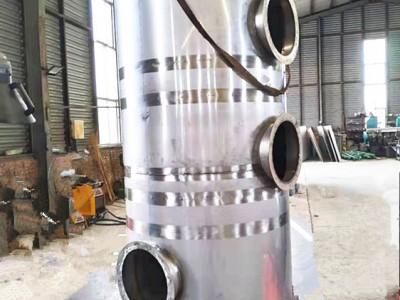 不锈钢喷淋塔嘉升实地厂家