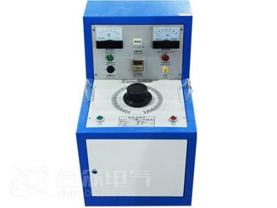 三倍频电源发生器现场试验操作规范