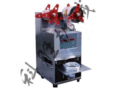 衡水科胜奶茶自动封口机|柠檬水封口机|河北封口机