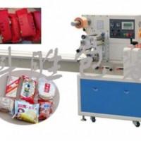 衡水科胜250型蛋糕枕式包蜂蜜麻糖枕式包装机河北包装机