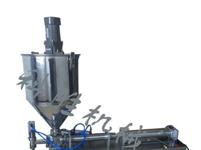 衡水科胜自动膏体灌装机|蜂蜜柚子茶灌装机|河北灌装机
