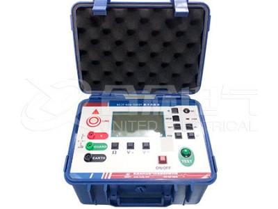 绝缘电阻测试仪试验准备流程说明