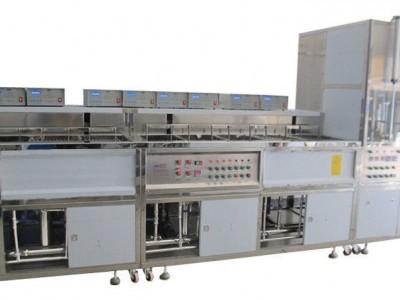 VGT-1030F非标式单槽超声波清洗设备