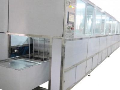 深圳威固特红外硫系玻璃超声波清洗机