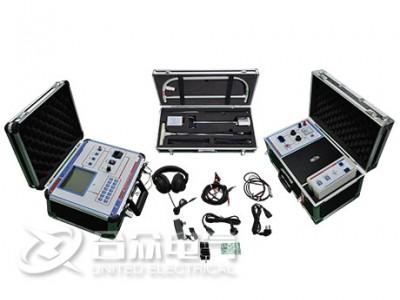 电缆故障检测仪现场检测步骤说明