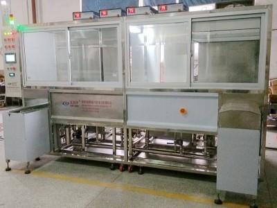 威固特VGT-407FT半自动超声波光学清洗机