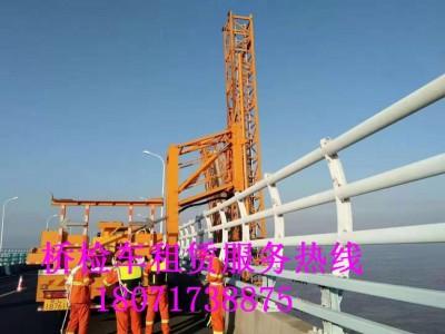 丽水21米桥检车出租,滨江22米路桥检测车租赁