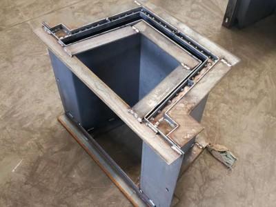 凯亚水利流水槽模具 水泥槽模具批发 电缆槽模具厂家