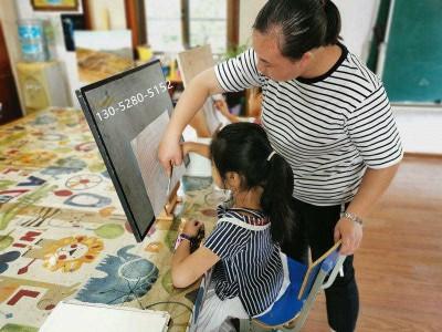苏州少儿美术兴趣班 专业儿童美术素描培训中心一对一教学