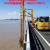 锦州16米路桥检测车租赁,盘锦20米桥梁检测车出租